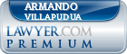 Armando G Villapudua  Lawyer Badge