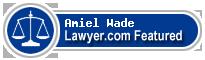 Amiel Lee Wade  Lawyer Badge