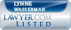 Lynne Wasserman Lawyer Badge