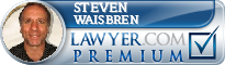 Steven David Waisbren  Lawyer Badge