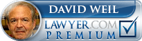 David Graham Weil  Lawyer Badge