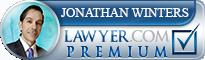 Jonathan Daniel Winters  Lawyer Badge
