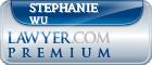 Stephanie Yee Jean Wu  Lawyer Badge