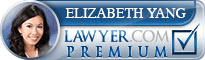 Elizabeth Yang  Lawyer Badge
