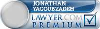 Jonathan Yagoubzadeh  Lawyer Badge