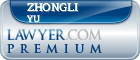 Zhongli Yu  Lawyer Badge