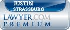 Justin Keli'I Strassburg  Lawyer Badge