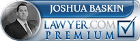 Joshua Michael Baskin  Lawyer Badge