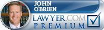 John M O'Brien  Lawyer Badge