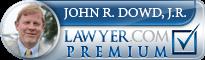 John R. Dowd  Lawyer Badge