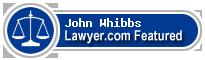 John Donovan Whibbs  Lawyer Badge