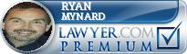Ryan M Mynard  Lawyer Badge