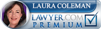 Laura Spencer Coleman  Lawyer Badge