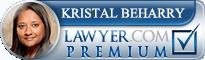 Kesha Kristal Beharry  Lawyer Badge