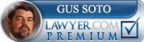 Gus Vincent Soto  Lawyer Badge