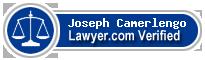 Joseph Vincent Camerlengo  Lawyer Badge