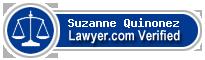 Suzanne Clanin Quinonez  Lawyer Badge