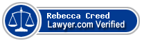 Rebecca Bowen Creed  Lawyer Badge