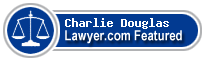 Charlie T Douglas  Lawyer Badge