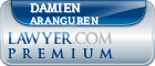 Damien Aranguren  Lawyer Badge
