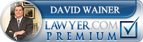 David Samuel Wainer  Lawyer Badge
