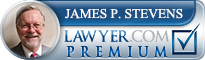 James Patrick Stevens  Lawyer Badge