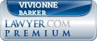 Vivionne Nicole Barker  Lawyer Badge