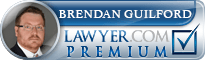 Brendan Noel Guilford  Lawyer Badge