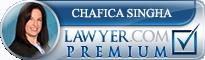 Chafica Antoinette Singha  Lawyer Badge
