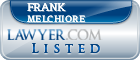 Frank Melchiore Lawyer Badge