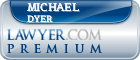 Michael Gray Dyer  Lawyer Badge