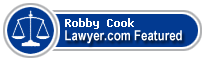 Robby Thomas Cook  Lawyer Badge