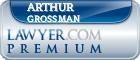 Arthur John Grossman  Lawyer Badge