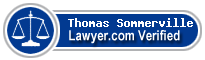 Thomas Devlin Sommerville  Lawyer Badge