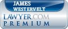 James Peter Westervelt  Lawyer Badge