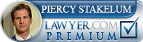 Piercy Stakelum  Lawyer Badge