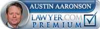 Austin Neil Aaronson  Lawyer Badge
