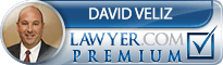 David W Veliz  Lawyer Badge