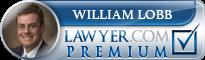 William J. Lobb  Lawyer Badge