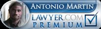 Antonio Giovonnie Martin  Lawyer Badge