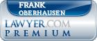 Frank Clay Oberhausen  Lawyer Badge