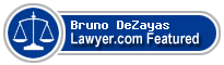 Bruno Fernando DeZayas  Lawyer Badge