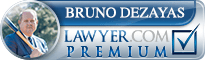 Bruno Fernando DeZayas  Lawyer Badge