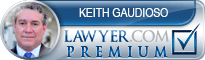 Keith R. Gaudioso  Lawyer Badge