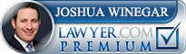 Joshua S. Winegar  Lawyer Badge