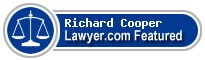 Richard L. Cooper  Lawyer Badge