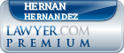 Hernan Hernandez  Lawyer Badge