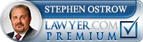 Stephen Asher Ostrow  Lawyer Badge
