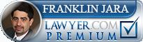 Franklin A. Jara  Lawyer Badge