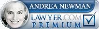 Andrea E. Newman  Lawyer Badge
